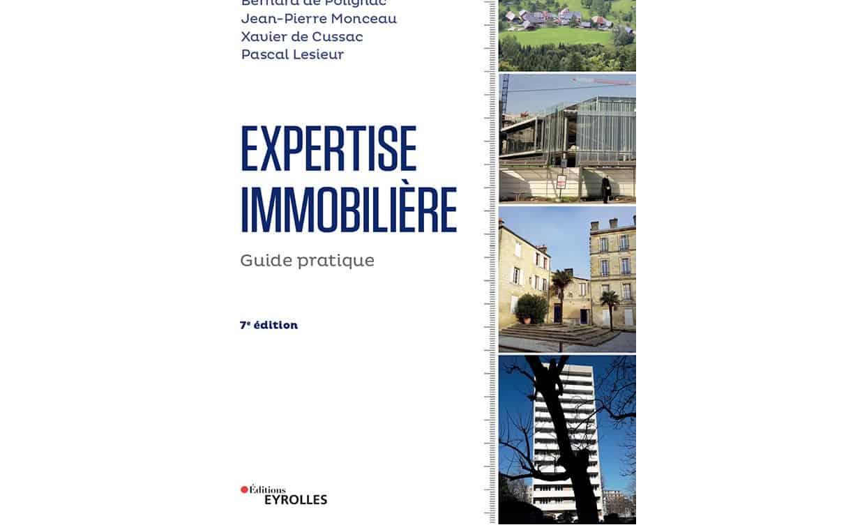 Livre expertise immobilière